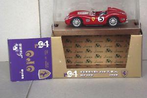 【送料無料】模型車 モデルカー スポーツカー フェラーリシリーズハムロbrumm serie oro r94 ferrari 250 trs hp 300 rot neu, in ovp