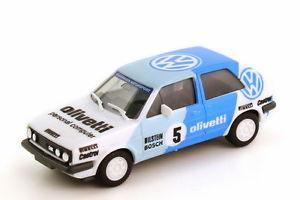 【送料無料】模型車 モデルカー スポーツカー フォルクスワーゲンフォルクスワーゲンゴルフラリー187 vw volkswagen golf ii gti rallye 1987 olivetti nr5 herpa 3569