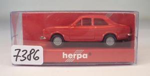 【送料無料 limousine】模型車 モデルカー スポーツカー フォードエスコートセダン#herpa ovp 187 rot nr 022767 ford escort i limousine rot ovp 7386, アップルケース:56a527b3 --- reisotel.com
