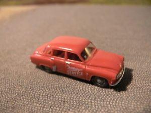【送料無料】模型車 モデルカー スポーツカー サービス187 brekina 27003 wartburg 311 wartburg service*