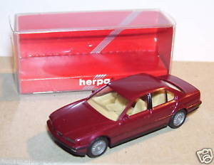 【送料無料】模型車 モデルカー marron スポーツカー ホボックスマロンherpa ho 187 187 bmw 740 i i marron in box, スペールフルッタ:2b090887 --- reisotel.com