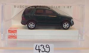 【送料無料】模型車 モデルカー スポーツカー ブッシュメルセデスベンツクラスダークグリーン#busch 439 187 nr nr 48500 mercedes benz benz mklasse dunkelgrn ovp 439, 羽村市:b3988afd --- coamelilla.com