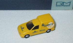 【送料無料】模型車 モデルカー スポーツカー フォルクスワーゲンキャディrietze 16981 vw caddy correos es 1160  neuovp