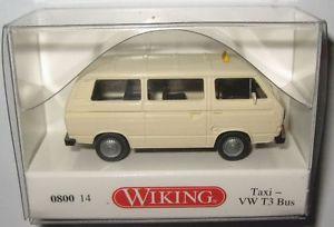 【送料無料 t3】模型車 モデルカー スポーツカー ビューバスウィンドウタクシーホwiking 080014 vw t3 1979 fensterbus 080014 1979 taxi 187 ho, 数量限定価格!!:23a21e3e --- reisotel.com