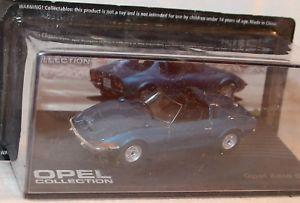 【送料無料】模型車 モデルカー スポーツカー ネットワークオペルコレクションモデルオペルエアログアテマラixo opel collection 143 metallmodell opel aero gt 1969 neu