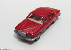 【送料無料】模型車 モデルカー スポーツカー メルセデスベンツセダンwiking mercedesbenz 450 se w116 limousine in rot 187