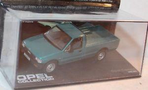 【送料無料】模型車 モデルカー スポーツカー ネットワークオペルコレクションモデルオペルポixo opel collection 143 metallmodell opel campo 1993 2001 neu
