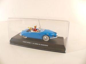 【送料無料】模型車 モデルカー スポーツカー アトラスサイサイed atlas spirou amp; fantasio turbot rhino 1 la corne de rhinoceros  143