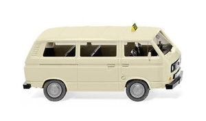 【送料無料】模型車 モデルカー スポーツカー タクシーフォルクスワーゲンバスターミナルモデルカーモデルtaxi vw t3 bus 1979 wiking 080014 spur h0 187 modellauto automodell