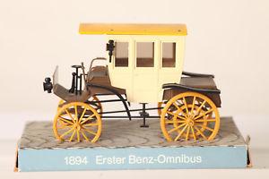 【送料無料】模型車 ca モデルカー benz スポーツカー ベンツバスヴィンテージロングoldtimer 1894 erster benz omnibus モデルカー ca 8,5 cm lang 53554, JOZE ジョゼ:3b56ae2f --- harrow-unison.org.uk