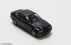 【送料無料】模型車 モデルカー スポーツカー スケールherpa bmw 325i schwarz im mastab 187