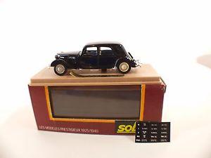 【送料無料】模型車 モデルカー スポーツカー シトロエンヌフsolido 32  citroen 15 cv  neuf boite boxed