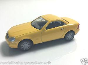 【送料無料】模型車 モデルカー スポーツカー ベンツイエローherpa モデルカー benz mercedes benz jf slk ovp b6 600 5904 gelb jf 302, ハート&キュート:89aafae6 --- reisotel.com