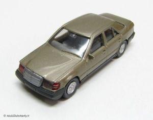 【送料無料】模型車 モデルカー スポーツカー メルセデスベンツグリーンメタリックwiking mercedesbenz 260e in patinagrn metallic 187