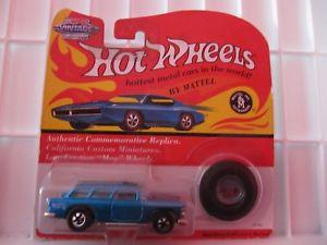 【送料無料】模型車 モデルカー スポーツカー ホットホイールビンテージコレクションシボレーノマドhot wheels vintage collection chevy nomad79