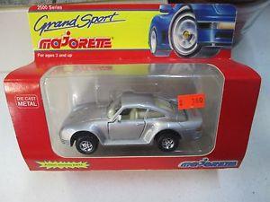 【送料無料】模型車 モデルカー スポーツカー グランドスポーツシリーズポルシェmajorette grand sport 2500 series 2501 porsche 959