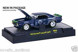 【送料無料】模型車 モデルカー スポーツカー マシンシボレーカマロs23 32600 am05 m2 machine auto mods 1969 chevrolet camaro z28 164