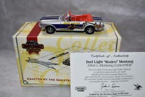 【送料無料】模型車 モデルカー スポーツカー マッチランプロデオムスタングmatchbox collectibles 143 bud light rodeo mustang dym37619