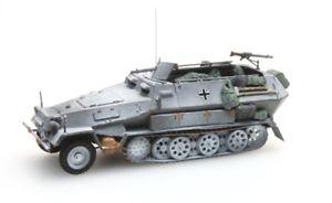 【送料無料】模型車 モデルカー スポーツカー カムフラージュモデルartitec 38773wg 187 h0 sdkfz 2511b wintertarn fertigmodell neu