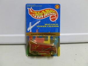 【送料無料】模型車 モデルカー スポーツカー ホットホイールフォルクスワーゲンバスタワークレーンビルエクスプレスhot wheels vw bus malleco tower cranes high rise express
