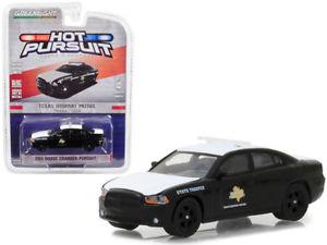 【送料無料】模型車 モデルカー スポーツカー ダッジチャージャーテキサスハイウェイパトロールホットシリーズ2011 dodge charger pursuit texas highway patrol hot pursuit series 27