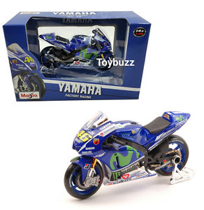 【送料無料】模型車 モデルカー スポーツカー モトヤマハモビスターモンスターロッシmaisto 118 moto gp 2015 yamaha yzr m1 movistar monster 46 valentino rossi 34589
