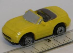 【送料無料】模型車 モデルカー スポーツカー マイクロマシンマツダ#ウルトラレアmicro machines mazda miata mx5  3 ultra rare:hokushin