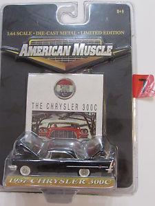 【送料無料】模型車 モデルカー スポーツカー アメリカクライスラークライスラーブラックスケール