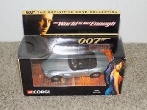 【送料無料】模型車 モデルカー スポーツカー ジェームズボンドjames bond corgi the world is not enough 05001 bmw z8:hokushin