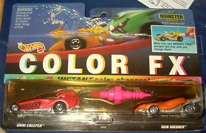 【送料無料】模型車 モデルカー モデルカー スポーツカー カラーモンスタークリーパースキンcolor monster fx fx monster grim creeper skin shedder c1994, 婦中町:f3a3e5a8 --- loveszsator.hu