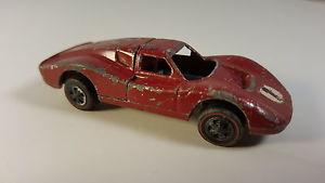 【送料無料】模型車 モデルカー スポーツカー ビンテージホットホイールレッドフォードvintage hot wheels redline red ford mk iv 1968