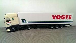 【送料無料】模型車 モデルカー スポーツカー フォクツトターherpa daf 95 vogts sattelzug *vi52741