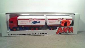 【送料無料 xf】模型車 モデルカー スポーツカー ボラードトレーラーneues angebotawm angebotawm daf xf daf 95 poller hngerzug*vi54045, うれしいオフィス別館:edbca77c --- debyn.com