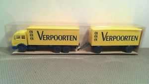 【送料無料】模型車 モデルカー スポーツカー バイキングトレーラーneues angebotwiking mb ng verpoorten hngerzug *vi54090