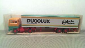 【送料無料】模型車 モデルカー スポーツカー フォードトターneues angebotwiking ford transcontinental ducolux sattelzug *vi54091