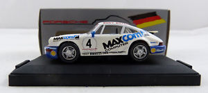 【送料無料】模型車 モデルカー スポーツカー ポルシェ#porsche maxcom 4 weiss vitesse 7312 143 in ovp [k6]
