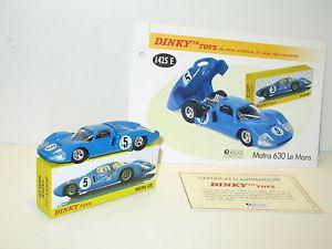 【送料無料】模型車 モデルカー スポーツカー ルマンアトラスdinky toys, matra 630 le mans, dinky atlas ref 1425 e