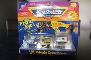 【送料無料】模型車 モデルカー スポーツカー マイクロマシンプライベートコレクション#collectables micro machine private eyes collection 12
