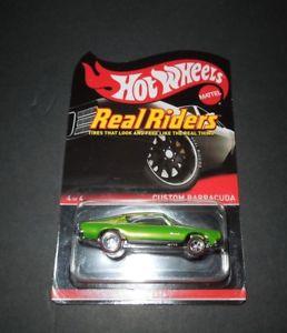 人気TOP 【送料無料】模型車 モデルカー スポーツカー ホイールクラブリアルライダーカスタムバーダneues angebothot wheels redline club real riders custom barracuda 164, 格安即決 d9bb2d6e