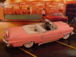 贅沢屋の 【送料無料】模型車 モデルカー スポーツカー elvis 1956 56 cadillac eldorado custom convertible 164 limited edition m, 京の米職人 4e3e090f