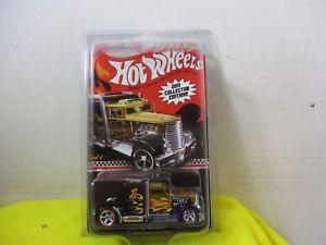 【送料無料】模型車 モデルカー スポーツカー ホットホイールコレクターエディションカスタムタンパクhot wheels 2011 collector edition custom convoy w protecto