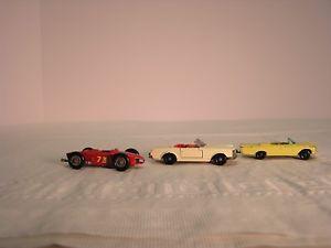 【送料無料】模型車 モデルカー スポーツカー ァーメルセデスマッチシリーズ##ポンティアック#フェラーリneues angebot3 1960s matchbox 175 series 27 mercedes 39 pontiac conv 73 f1 ferrari