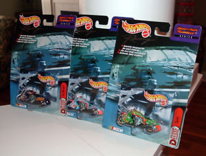 【送料無料】模型車 モデルカー スポーツカー ホットホイールズリチャードカイルアダムスクーターrare 1999 hot wheels richard kyle amp; adam scorchin scooter set moc