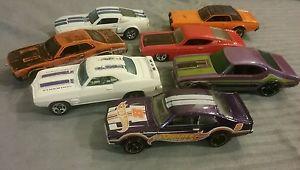 【送料無料】模型車 モデルカー スポーツカー ホットホイール#クーガーシェルビーアダムトリノデーモン