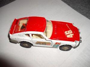【送料無料】模型車 モデルカー スポーツカー ビンテージダットサンホイールvintage corgi toys datsun 240 z diecast car with whizzwheels
