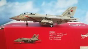 【送料無料】模型車 モデルカー スポーツカー グラマンherpa wings 1200 558884 grumman f14a tomcat vf114 aardvarks