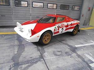 【送料無料】模型車 モデルカー スポーツカー トヨタセリカグアテマララリーサンレモ#ムナーリネットワークトリプルlancia stratos hf rallye san remo 1974 win 2 munari neu ixo triple9 118