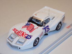 【送料無料】模型車 モデルカー スポーツカー モデルグリーンウッドコルベット#デイトナtsm114330 tsmmodel143 1975 greenwood corvette 75 24 hrs daytona 12hr spirt
