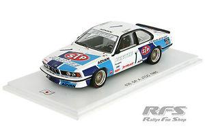 【送料無料】模型車 モデルカー スポーツカー チームナガスパークbmw 635 gra team hartge nagasaka mogi winner jtcc 1985 143 spark sj026