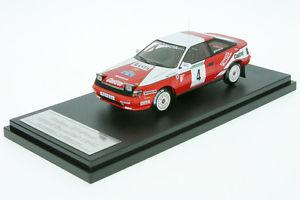 【送料無料】模型車 モデルカー スポーツカー トヨタセリカグアテマララリー143 hpi 8146 toyota celica gtfour st165 rallye 1992